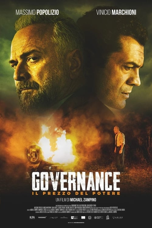 Governance - Il prezzo del potere poster