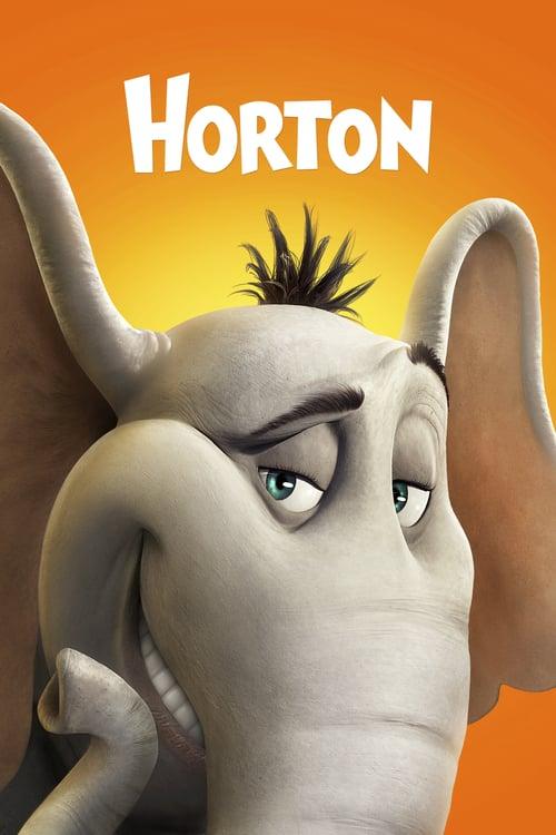Póster película Horton