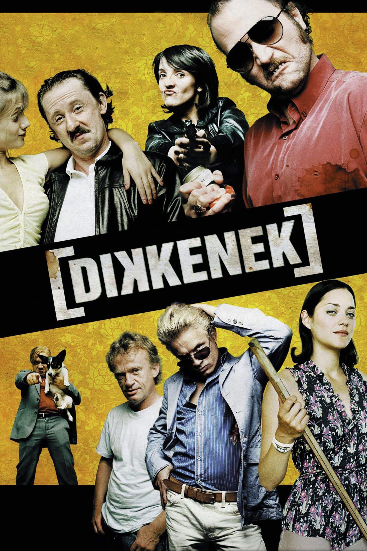 Dikkenek poster