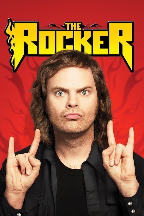 Un rockero de pelotas poster