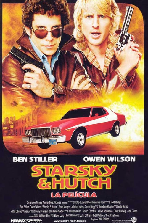 Starsky y Hutch poster