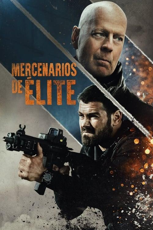 Mercenarios de élite poster