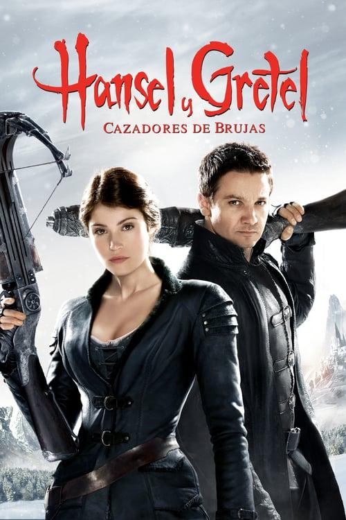 Hansel y Gretel: Cazadores de brujas poster