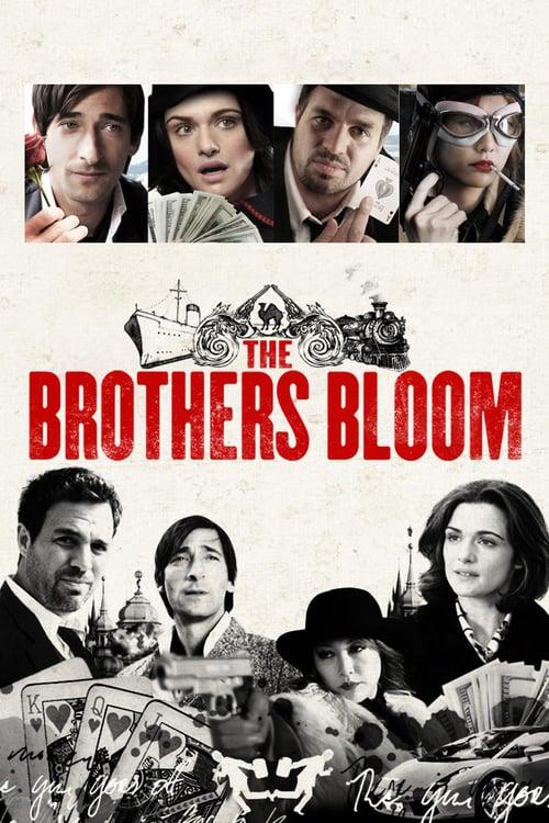 Los hermanos Bloom poster