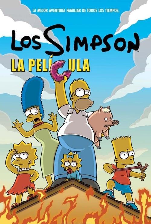 Los Simpson: La película poster