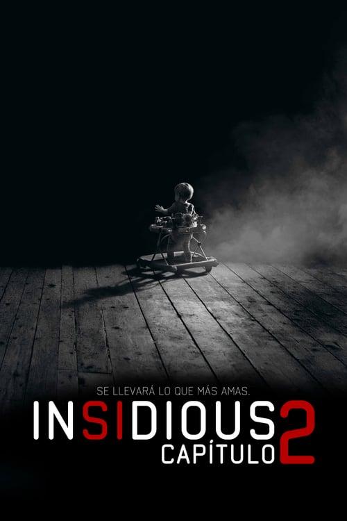 Póster película Insidious: Capítulo 2