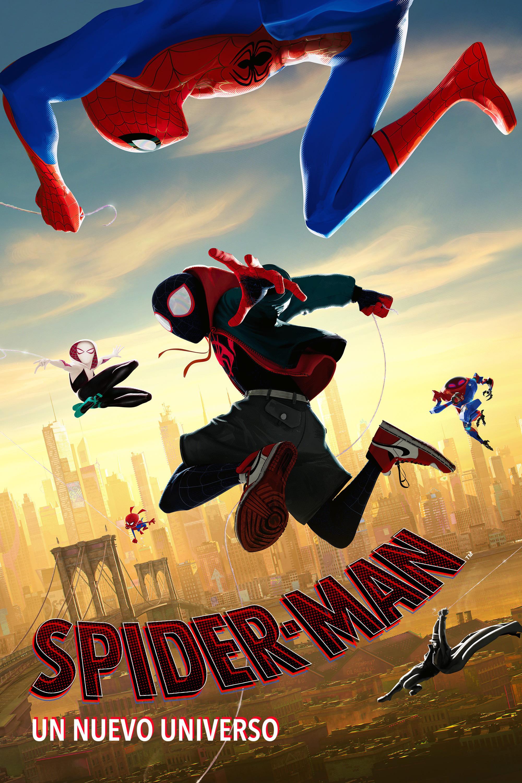 Spider-Man: Un nuevo universo poster