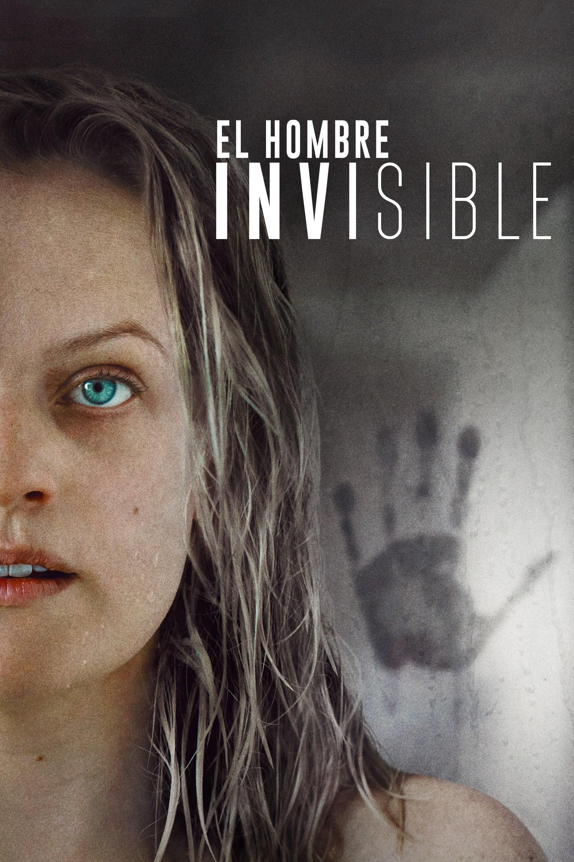 El hombre invisible poster
