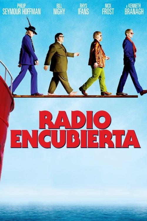 Radio encubierta poster