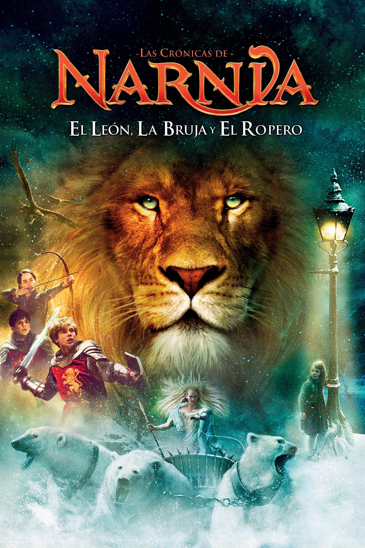 Póster película Las crónicas de Narnia: El león, la bruja y el armario