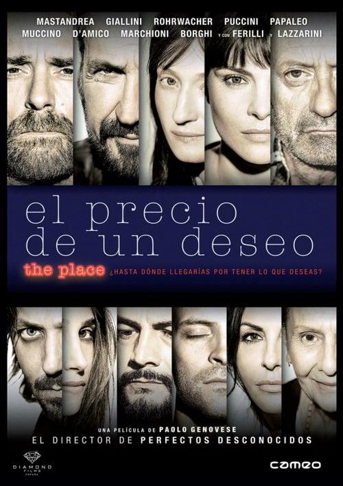 The Place: El precio de un deseo poster