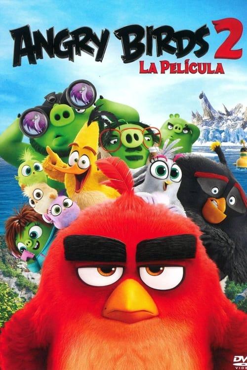 Póster película Angry Birds 2: La Película