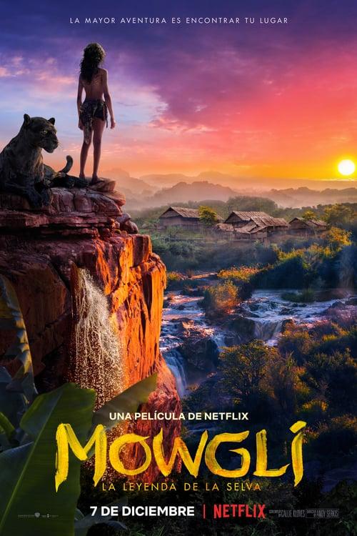 Mowgli: La leyenda de la selva poster