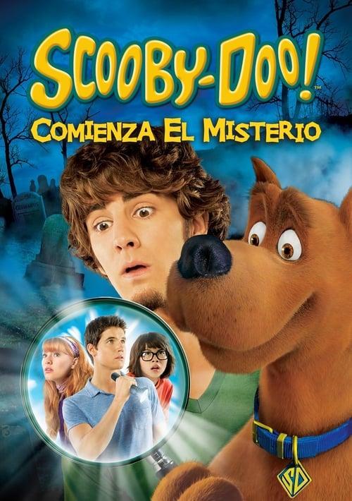 Scooby-Doo: Comienza el misterio poster