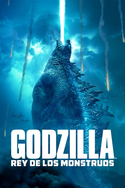 Póster película Godzilla: Rey de los Monstruos