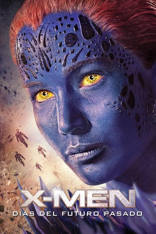 Póster película X-Men: Días del futuro pasado