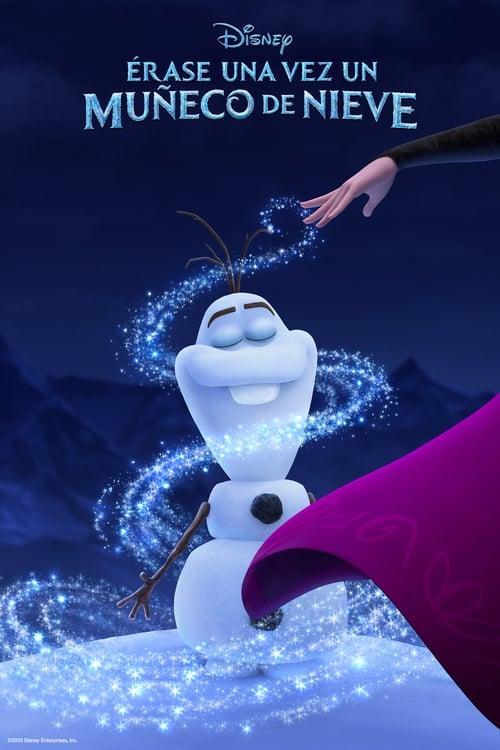 Érase una vez un muñeco de nieve poster