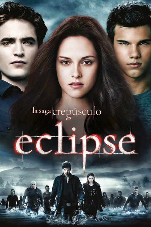 Póster película La saga Crepúsculo: Eclipse