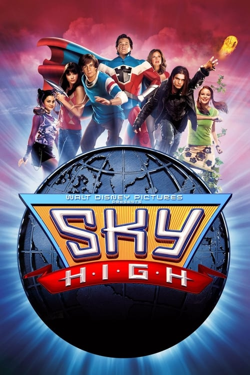 Sky High, una escuela de altos vuelos poster