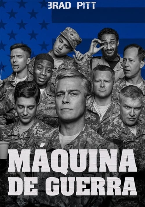 Máquina de guerra poster
