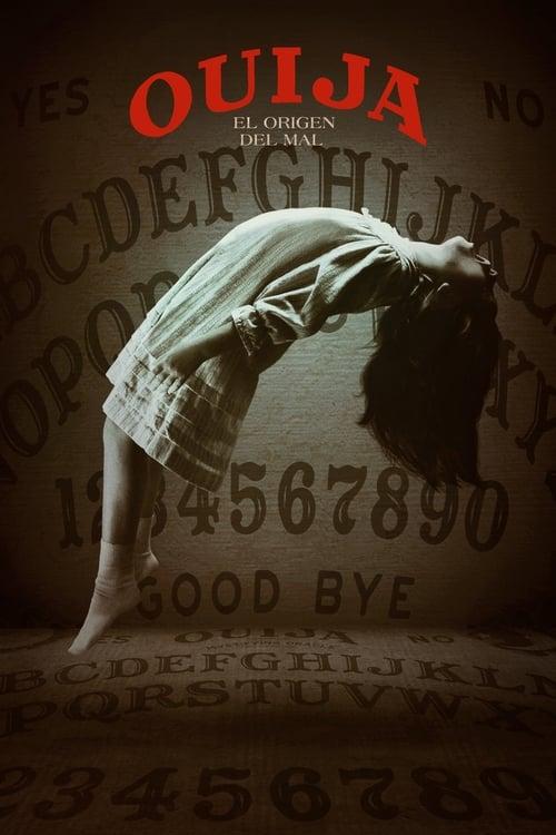 Póster película Ouija: El origen del mal