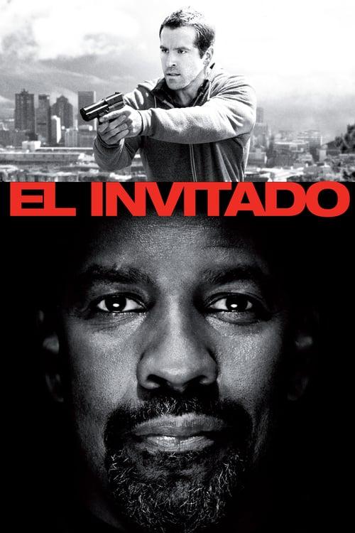 El invitado poster
