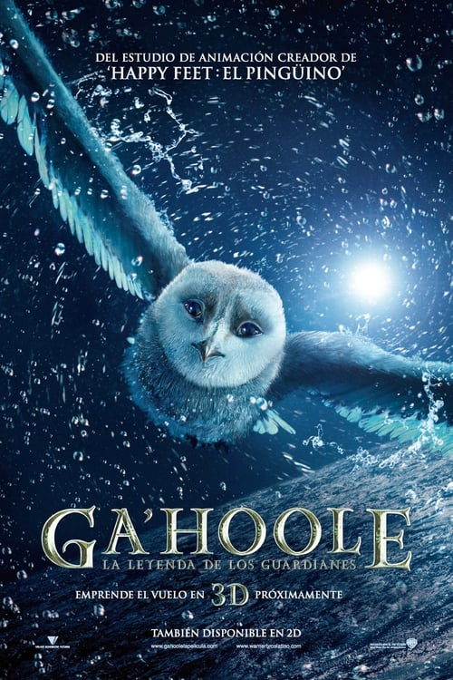 Ga'Hoole: La leyenda de los guardianes poster