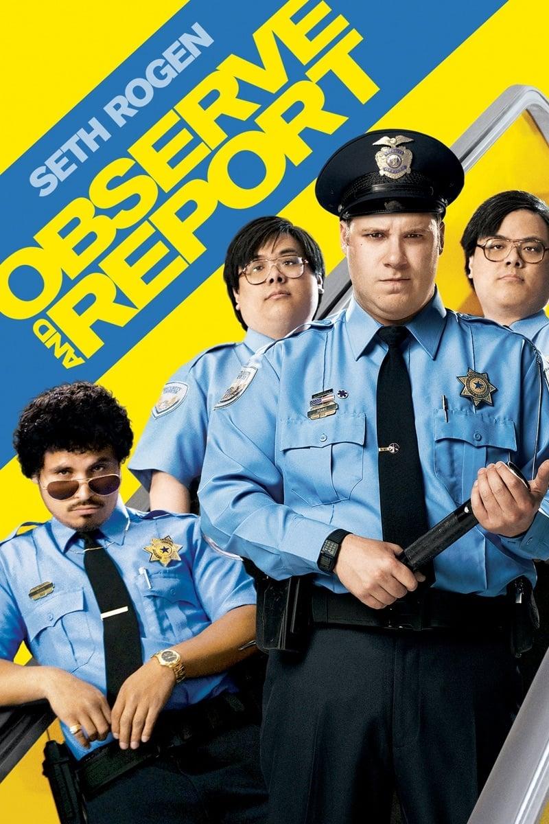 Cuerpos de seguridad poster