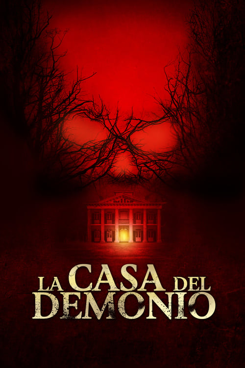 Póster película La casa del diablo