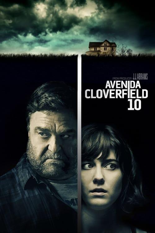 Póster película Calle Cloverfield 10