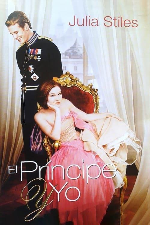 El príncipe y yo poster