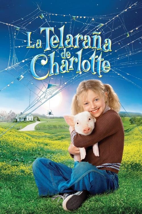 La telaraña de Carlota poster
