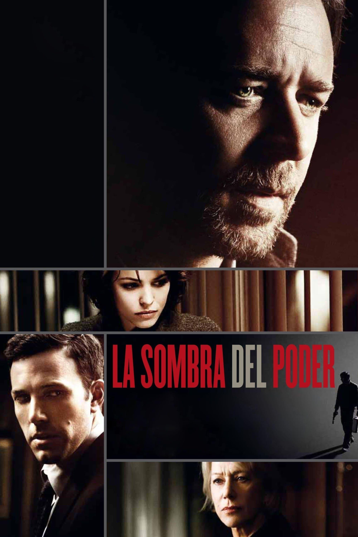 Póster película La sombra del poder