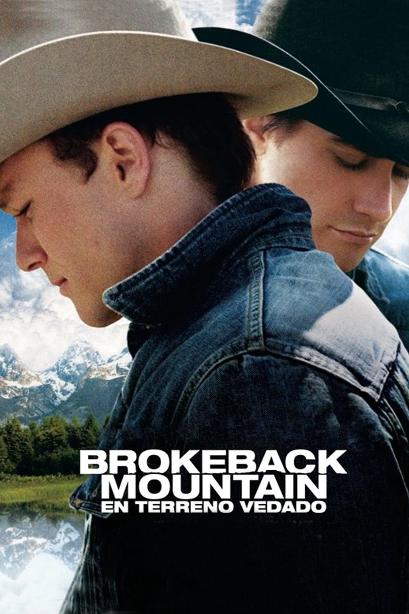 Póster película Brokeback Mountain: En terreno vedado