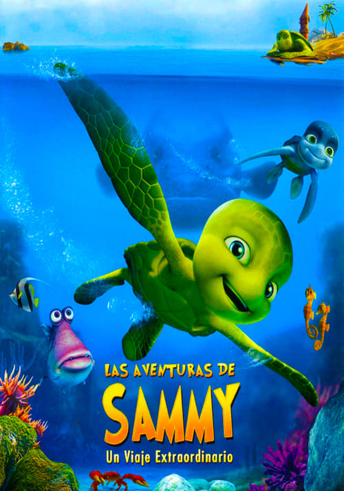 Las aventuras de Sammy poster