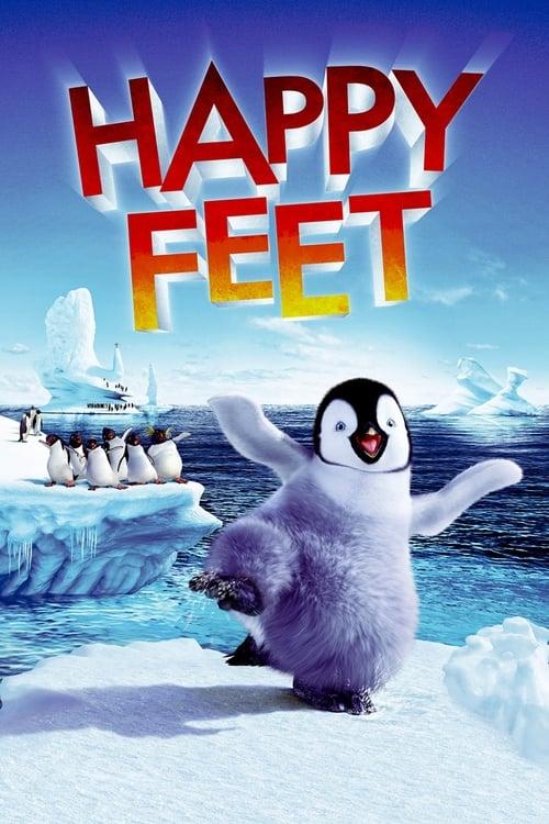 Happy Feet: Rompiendo el hielo poster