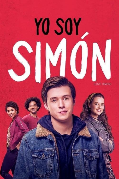 Con amor, Simon poster