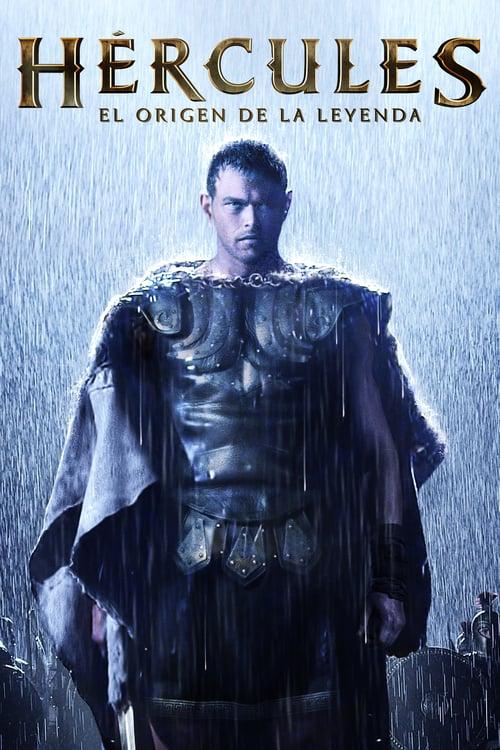 Hércules: El origen de la leyenda poster