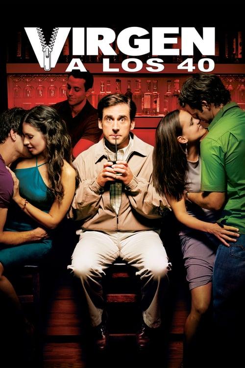 Virgen a los 40 poster