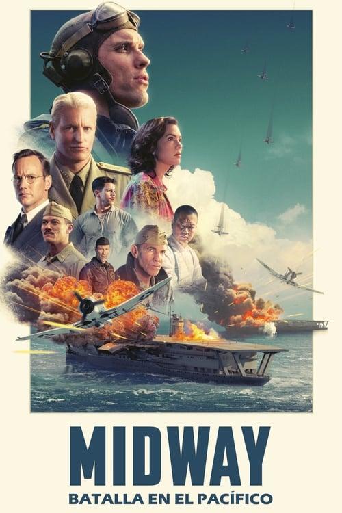 Póster película Midway