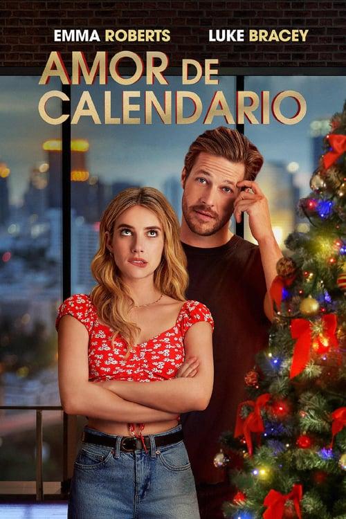 Amor de calendario poster