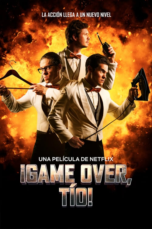 ¡Game over, tío! poster