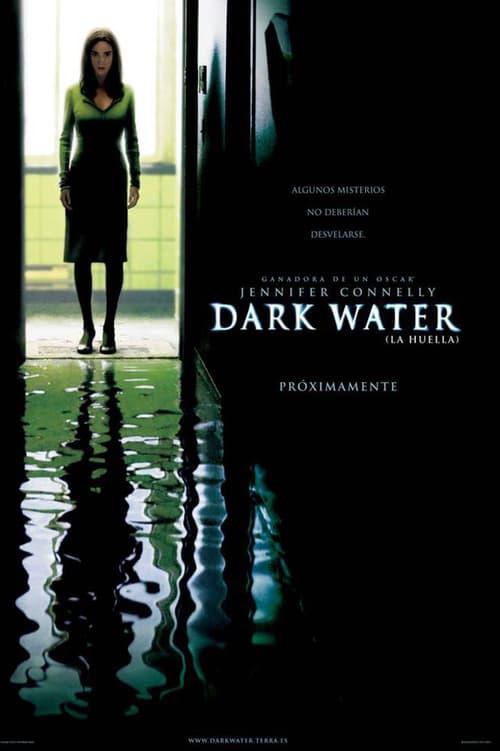 Póster película Dark Water (La huella)