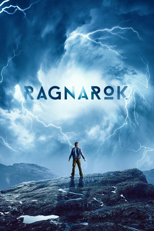 Póster película Ragnarok