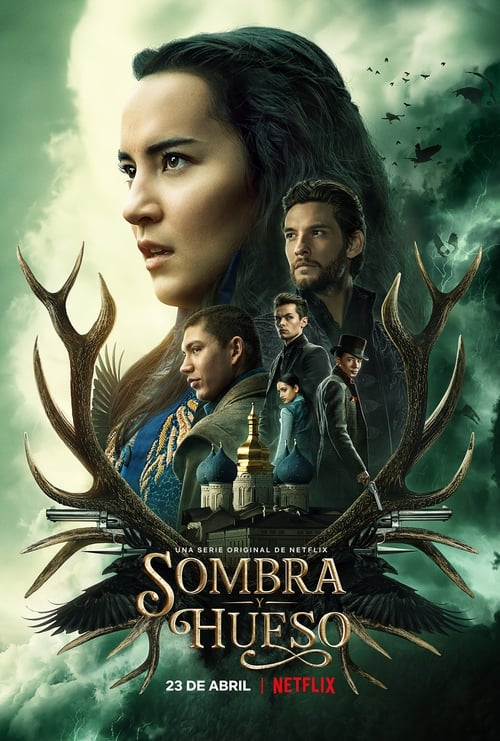 Póster Sombra y hueso