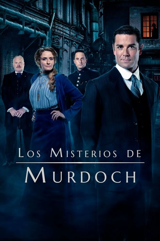 Los misterios de Murdoch poster