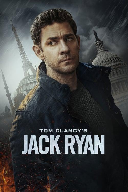 Póster Jack Ryan