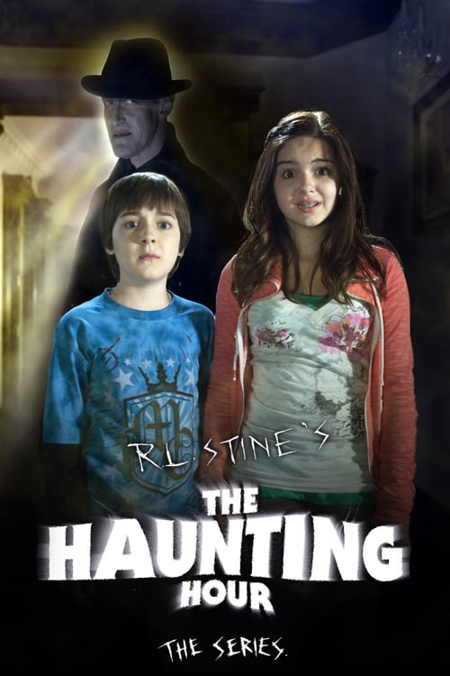The Haunting Hour: La Serie poster
