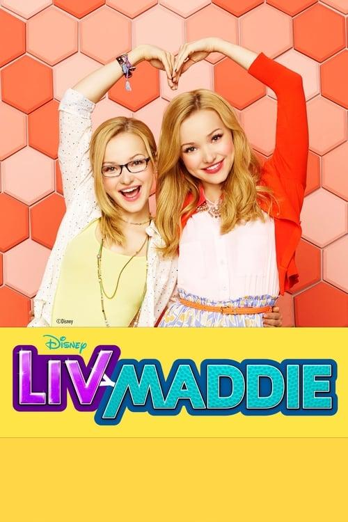 Póster Liv y  Maddie