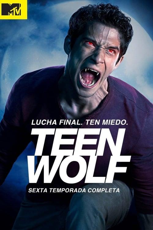 Póster Teen Wolf